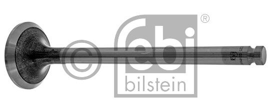 Soupape d'échappement - FEBI BILSTEIN - 22026