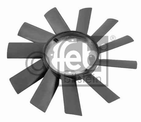 Roue du souffleur, refroidissement  du moteur - FEBI BILSTEIN - 22062