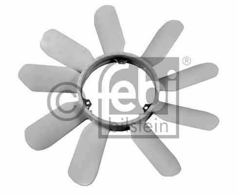 Roue du souffleur, refroidissement  du moteur - FEBI BILSTEIN - 22073