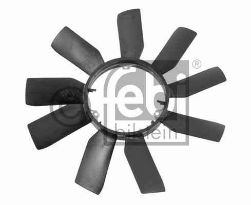 Roue du souffleur, refroidissement  du moteur - FEBI BILSTEIN - 22074