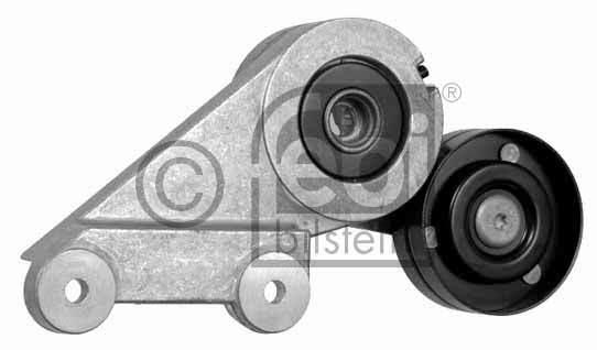 Tendeur de courroie, courroie trapézoïdale à nervures - FEBI BILSTEIN - 22152