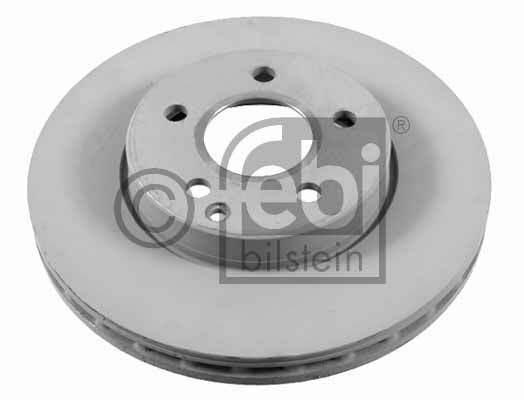 Disque de frein - FEBI BILSTEIN - 22158