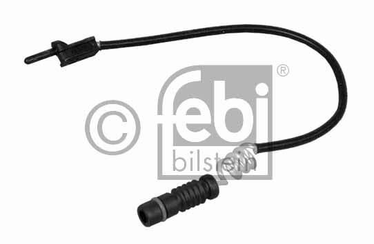 Contact d'avertissement, usure des garnitures de frein - FEBI BILSTEIN - 22402