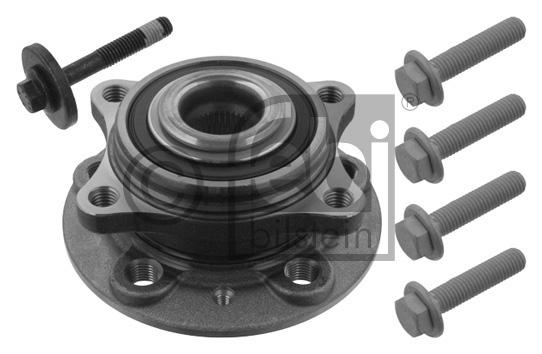 Moyeu de roue - FEBI BILSTEIN - 22649