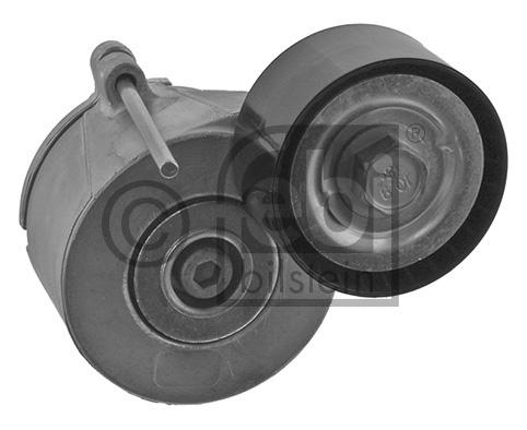 Poulie-tendeur, courroie trapézoïdale à nervures - FEBI BILSTEIN - 22779
