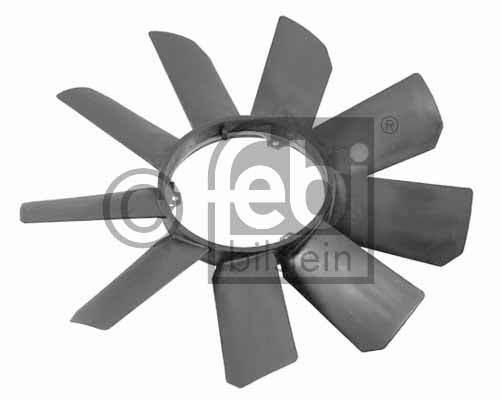 Roue du souffleur, refroidissement  du moteur - FEBI BILSTEIN - 22784