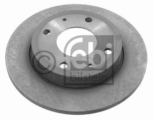 Disque de frein - FEBI BILSTEIN - 22834