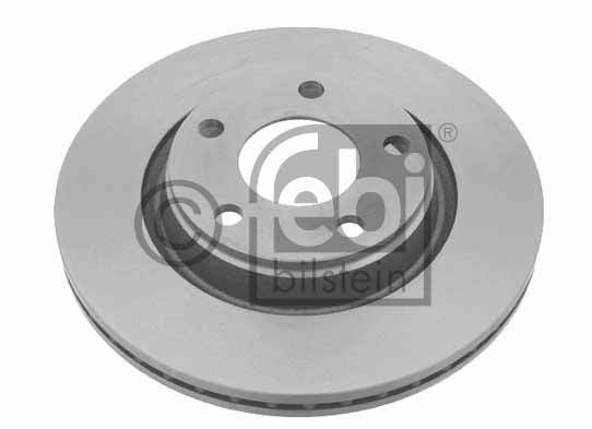 Disque de frein - FEBI BILSTEIN - 22878