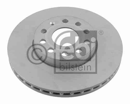 Disque de frein - FEBI BILSTEIN - 22902