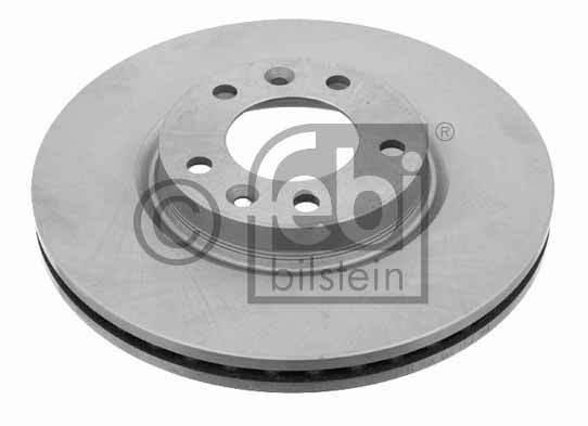 Disque de frein - FEBI BILSTEIN - 22921