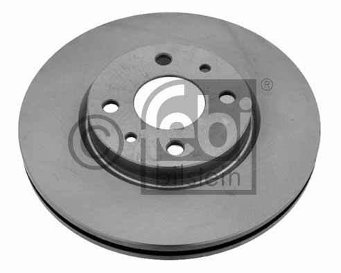 Disque de frein - FEBI BILSTEIN - 22927