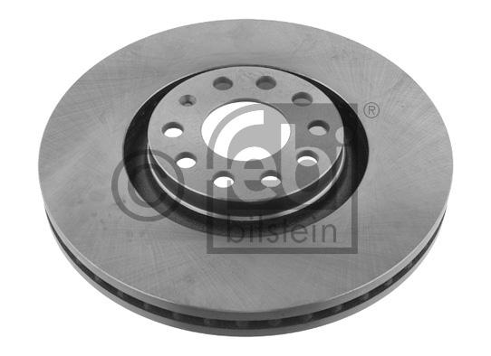 Disque de frein - FEBI BILSTEIN - 22950