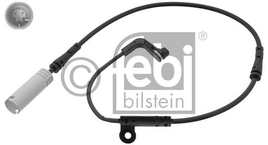 Contact d'avertissement, usure des garnitures de frein - FEBI BILSTEIN - 23021