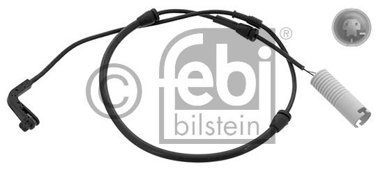 Contact d'avertissement, usure des garnitures de frein - FEBI BILSTEIN - 23121