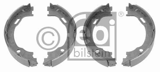 Jeu de mâchoires de frein, frein de stationnement - FEBI BILSTEIN - 23196