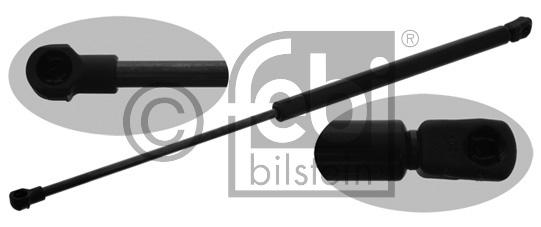 Ressort pneumatique, capot-moteur - FEBI BILSTEIN - 23386