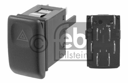 Interrupteur de signal de détresse - FEBI BILSTEIN - 23400