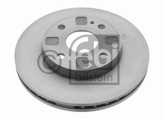 Disque de frein - FEBI BILSTEIN - 23439