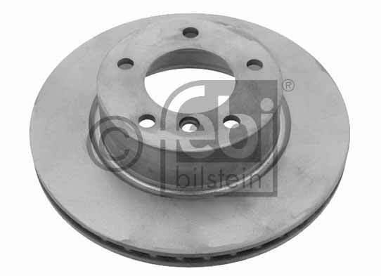 Disque de frein - FEBI BILSTEIN - 23536