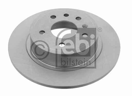 Disque de frein - FEBI BILSTEIN - 23551
