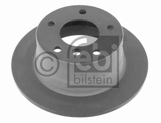 Disque de frein - FEBI BILSTEIN - 23555