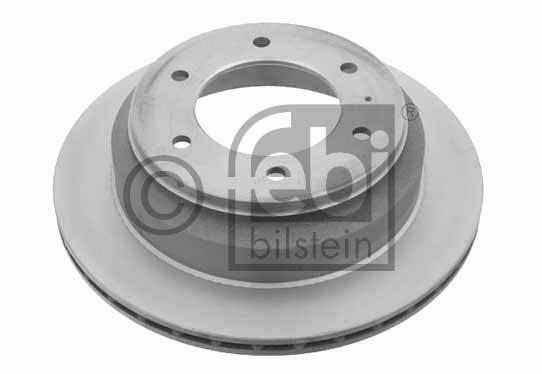 Disque de frein - FEBI BILSTEIN - 23561