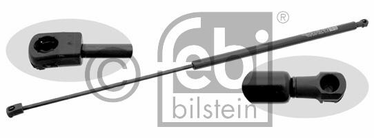 Ressort pneumatique, capot-moteur - FEBI BILSTEIN - 23649