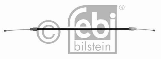 Tirette à câble, frein de stationnement - FEBI BILSTEIN - 23785
