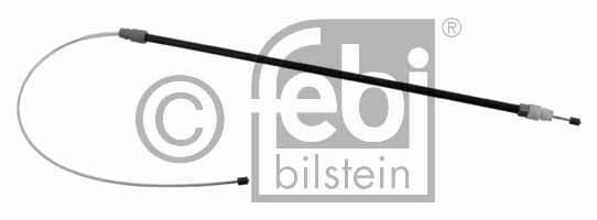 Tirette à câble, frein de stationnement - FEBI BILSTEIN - 23787