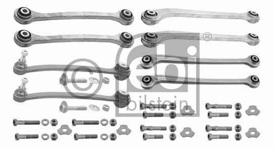 Biellette de barre stabilisatrice - FEBI BILSTEIN - 23800