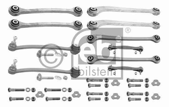 Biellette de barre stabilisatrice - FEBI BILSTEIN - 23801