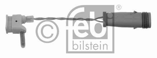 Contact d'avertissement, usure des garnitures de frein - FEBI BILSTEIN - 23857