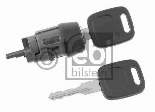 Cylindre de fermeture, serrure de contact d'allumage - FEBI BILSTEIN - 23904