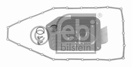 Filtre hydraulique, transmission automatique - FEBI BILSTEIN - 23957