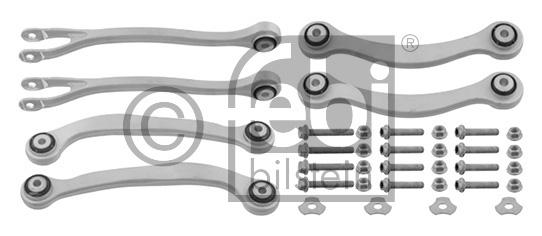 Biellette de barre stabilisatrice - FEBI BILSTEIN - 24000