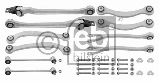 Biellette de barre stabilisatrice - FEBI BILSTEIN - 24011