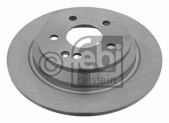 Disque de frein - FEBI BILSTEIN - 24077
