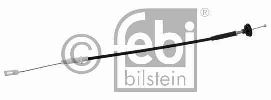 Tirette à câble, commande d'embrayage - FEBI BILSTEIN - 24142