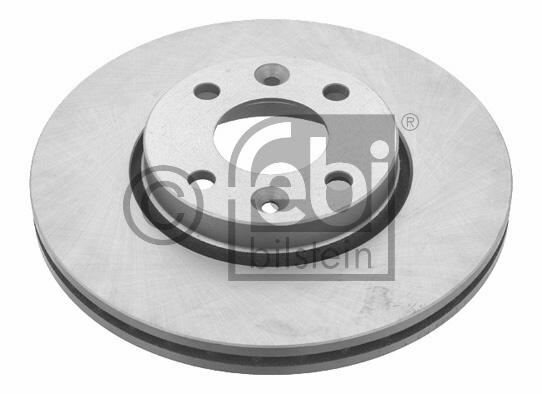 Disque de frein - FEBI BILSTEIN - 24165