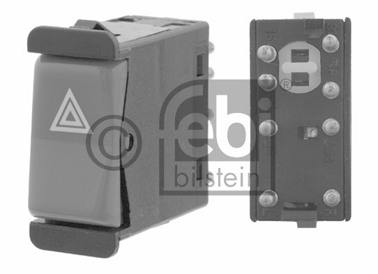 Interrupteur de signal de détresse - FEBI BILSTEIN - 24199