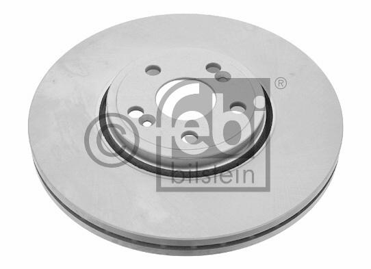 Disque de frein - FEBI BILSTEIN - 24311