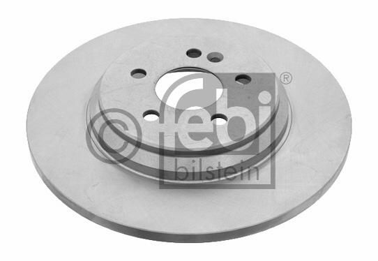 Disque de frein - FEBI BILSTEIN - 24350