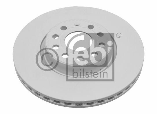 Disque de frein - FEBI BILSTEIN - 24384