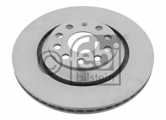 Disque de frein - FEBI BILSTEIN - 24386