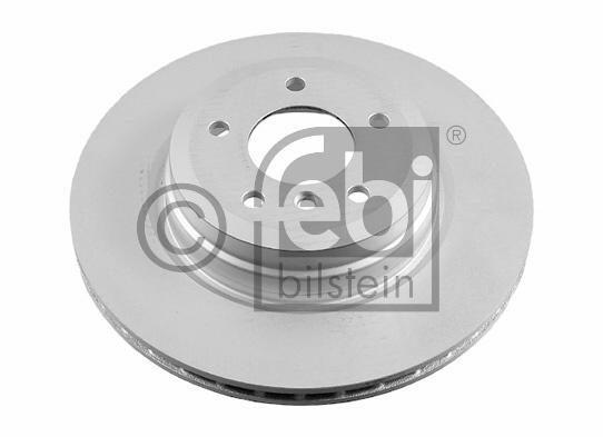 Disque de frein - FEBI BILSTEIN - 24468