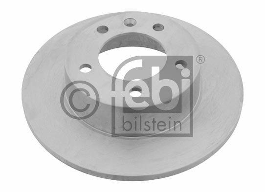 Disque de frein - FEBI BILSTEIN - 24491