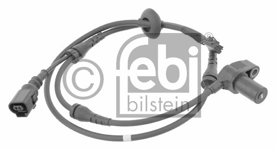 Capteur, vitesse de roue - FEBI BILSTEIN - 24510