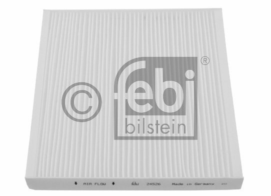 Filtre, air de l'habitacle - FEBI BILSTEIN - 24526