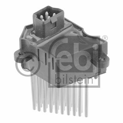 Appareil de commande, chauffage/ventilation - FEBI BILSTEIN - 24617