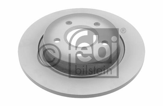 Disque de frein - FEBI BILSTEIN - 24619
